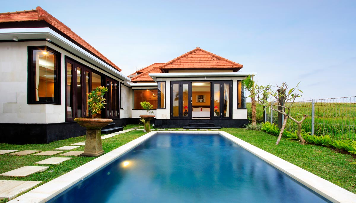 12 Villa Private Pool Murah Untuk Honeymoon Di Bali