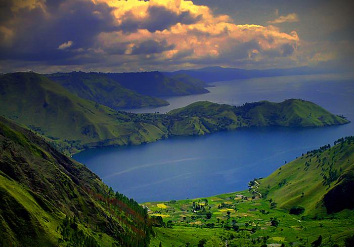 Danau Toba Sumatra