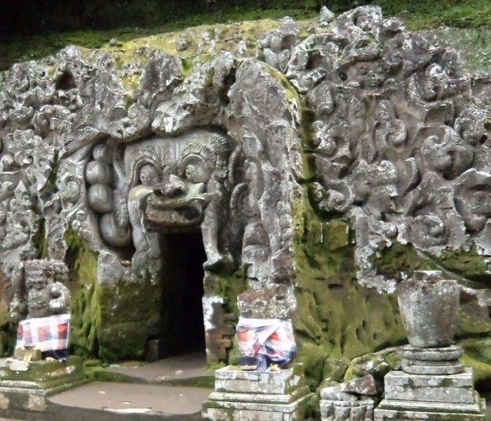 Goa Gajah Ubud Yang Unik