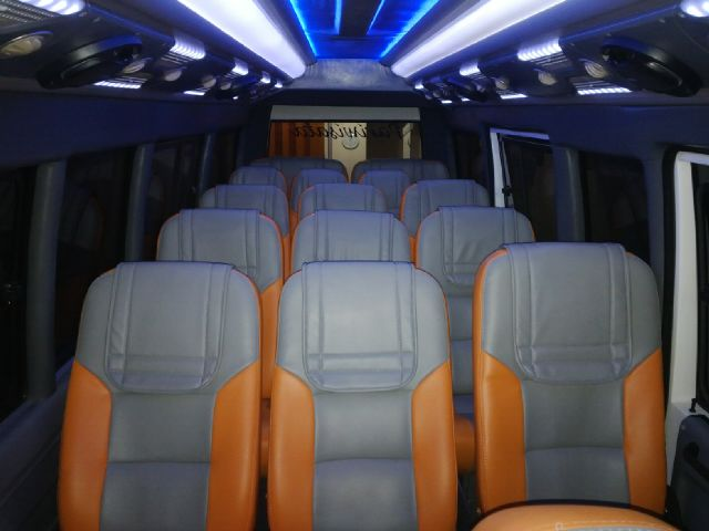 Daleman Elf Long 20 Seat