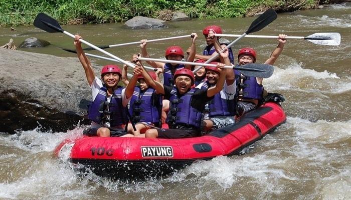 Tiket Rafting di Ayung 2