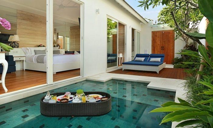 Paket Honneymoon Bali  Private Pool Villa  4 hari 3 Malam