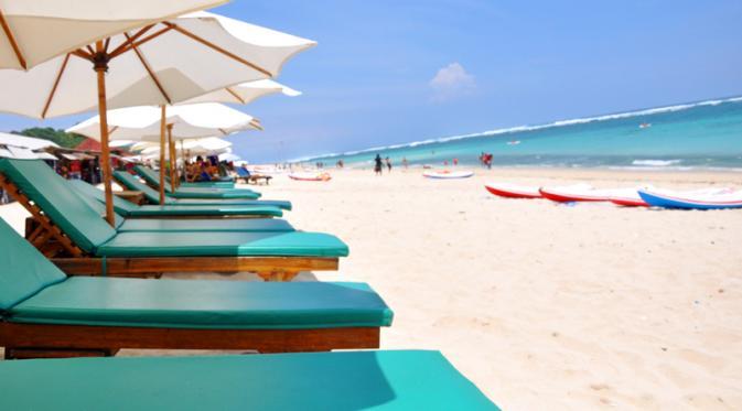 Pasir Putih Di Pantai Pandawa Bali