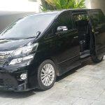 Proses Rental Mobil Alphard di Kuta Bali terupdate