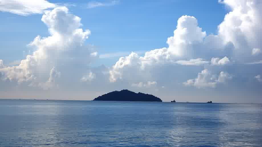 Tempat Memancing di Pulau Kubur