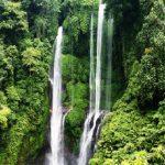 10 Air terjun di Bali yang banyak di kunjungi wisatawan