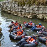 Body Rafting Sungai Oyo