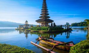 Liburan keluarga di Bali