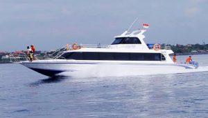Kapal Cepat Ke Nusa Penida