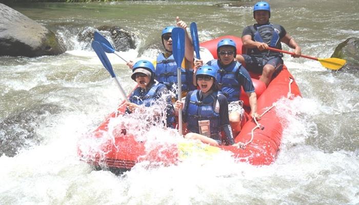 Tiket Rafting di Ayung Ubud Bali