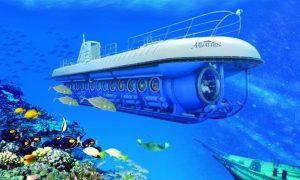 Harga Tiket Odyssey Submarine 1