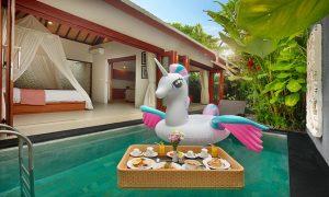 Paket Bulan Madu Bali Private Pool Villa