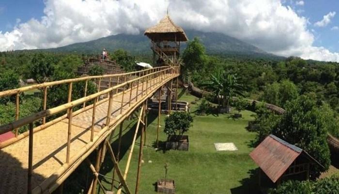 Temega Tree House Karangasem
