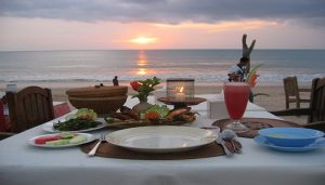 Dinner Jimbaran Bali