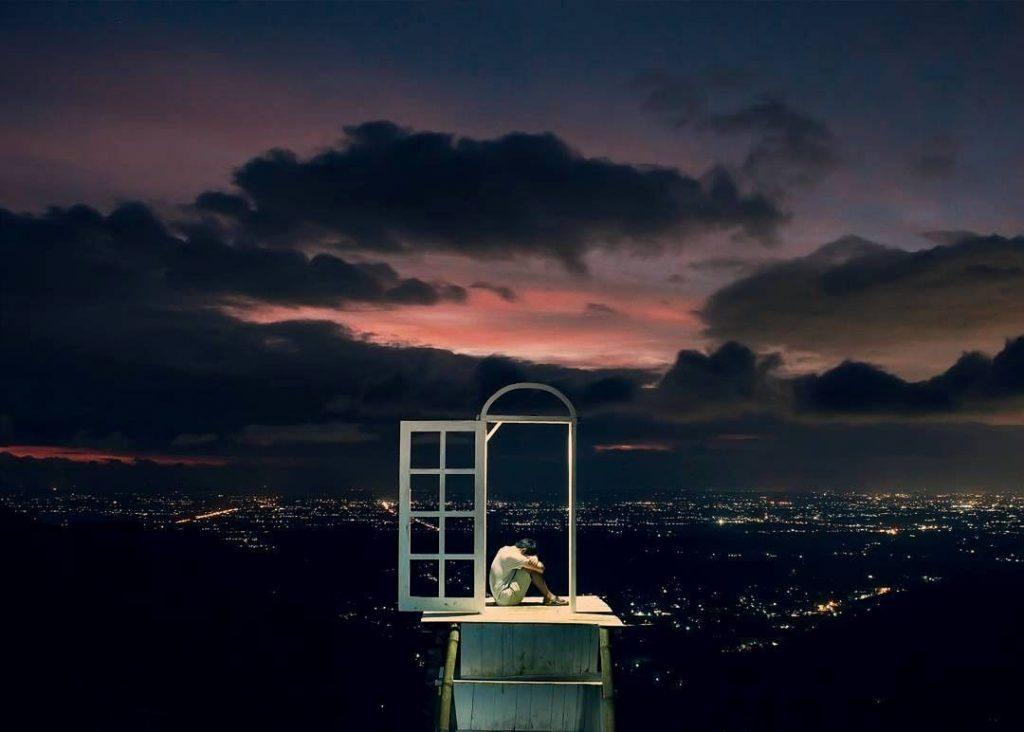 Ciptakan Momen Romantis yang Instagramable di Pintu Langit Dahromo