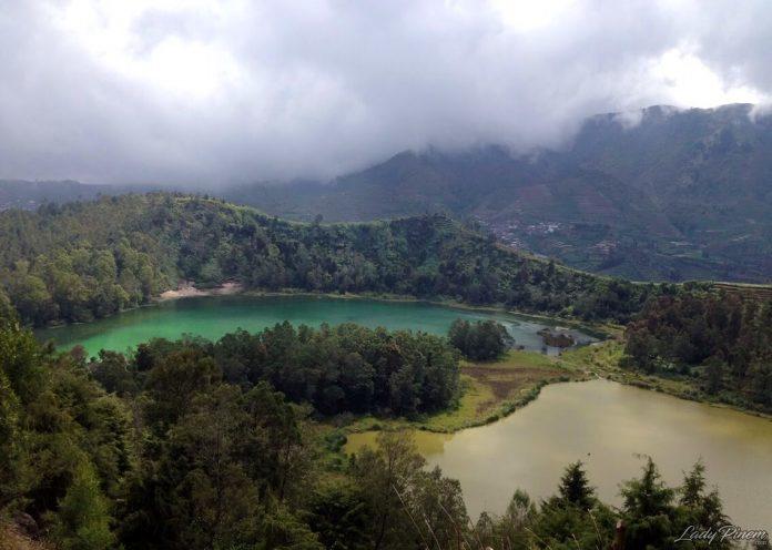 Tempat Honeymoon di Indonesia di Perbukitan bisa di Dataran Tinggi Dieng